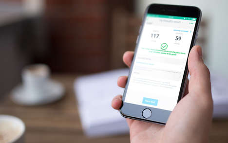 Blood Pressure-Monitoring Apps - The Wythings HyResult App Accessory Can Analyze Your Blood Pressure