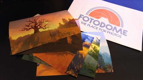 Gaming Photo-Print Services - 'Firewatch Photos' Lets You Have Gorgeous In-Game Photos Mailed To You