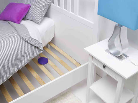 Nightmare-Thwarting Devices - The 'Sleep Guardian Plus' Helps Reduce Children's Night Terrors