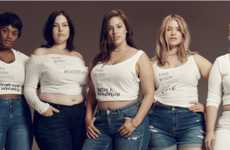 Body Inclusivity Fashion Ads