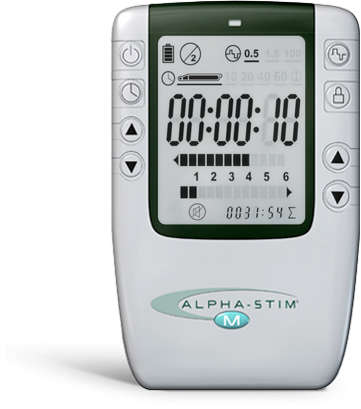 Depression-Battling Devices - The Alpha-Stim Electrotherapy Device Calms the User's Brain