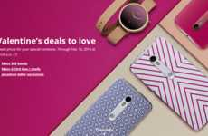 Mobile Valentine's Day Promotions