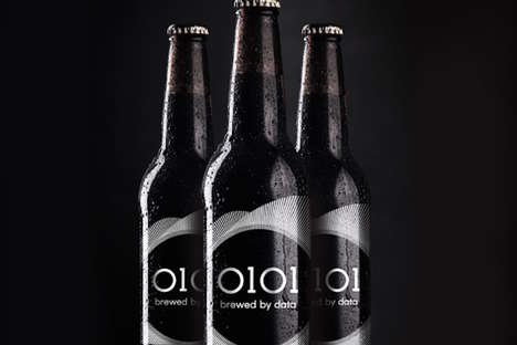 Algorithmic Alcoholic Beverages - This Beer Was Developed by Tracking Human Emotions
