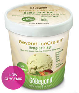 Superfood Non-Dairy Desserts - Dairy-Free Desserts by GoBeyond Foods Offer Guilt-Free Indulgence
