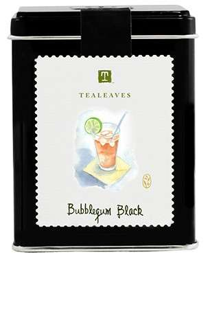 Bubblegum-Flavored Iced Teas - This TEALEAVES Beverage Promises Sweetness Without the Calories
