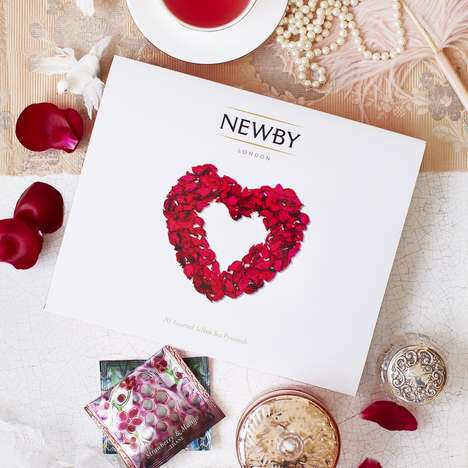 Luxury Valentine's Day Teas - These Luxury Tea Blends Make a Great Valentine's Day Gift