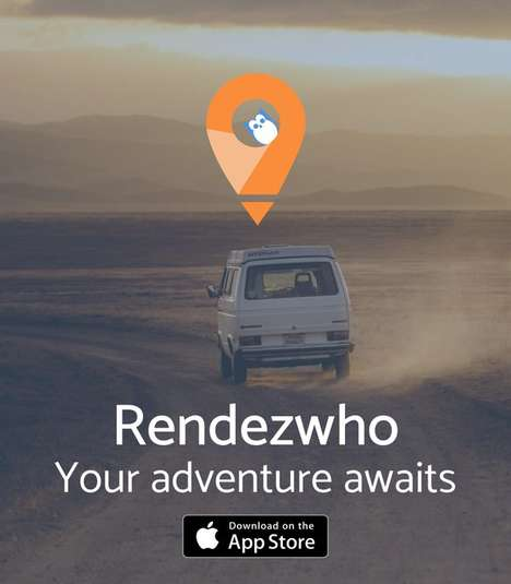 Matchmaking Travel Apps - Friendship App Rendezwho Matches You With One Person Anywhere In the World