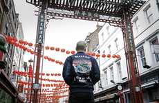 Maharishi is Celebrating Chinese New Year with an Embroidered Tour Jacket