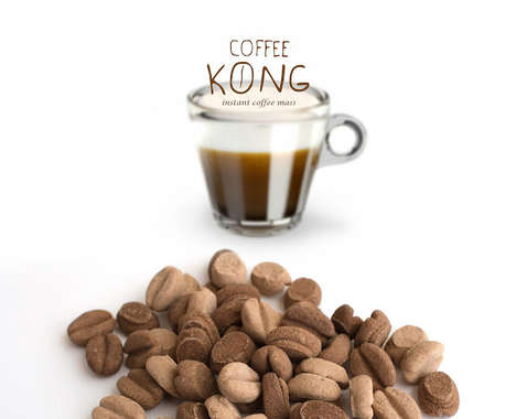 Instant Coffee Beans