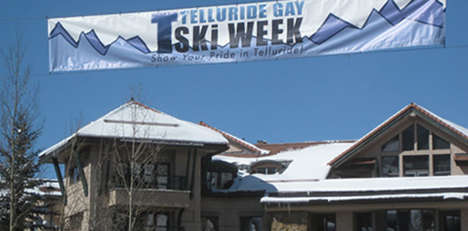 LGBT Ski Events - The Telluride Gay Ski Week Offers a Delightful Mix of Skiing and Partying