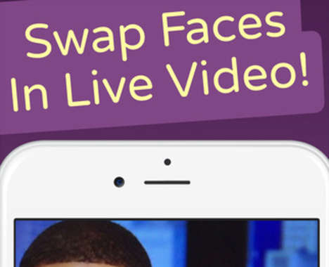 Live Face-Swapping Apps