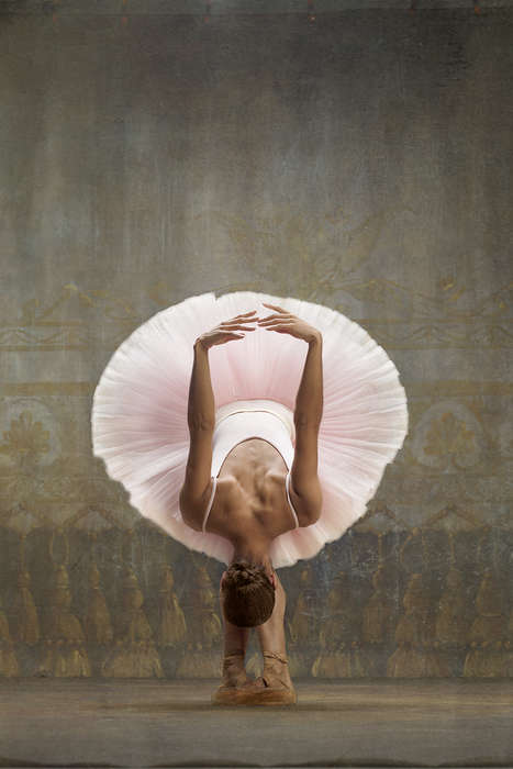 Principal Ballerina Impressionist Works - The Misty Copeland Degas Series is Stunningly Beautiful