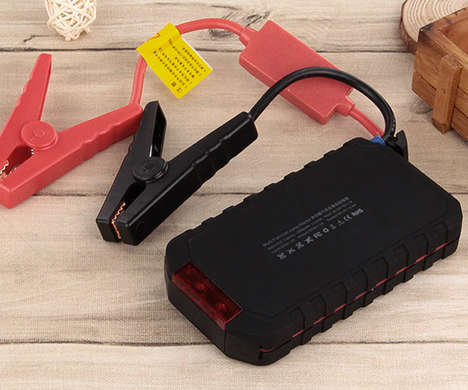 Jumper Power Banks - The Kinkoo Device Lets Users Boost Vehicles Without the Need of Second Car