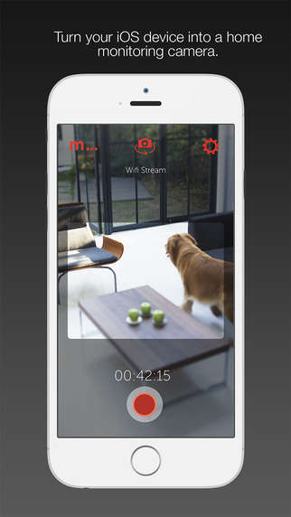 Motion-Triggered Security Apps - The New Manything App Can Record Video Upon Detecting Movement