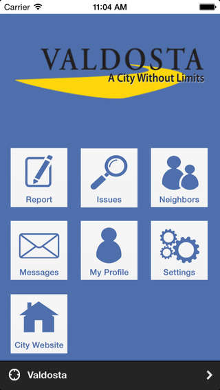 Municipal Service App - This Civic Service App Lets Residents Report Non-Emergency Issues