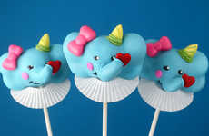 Edible Elephant Pops