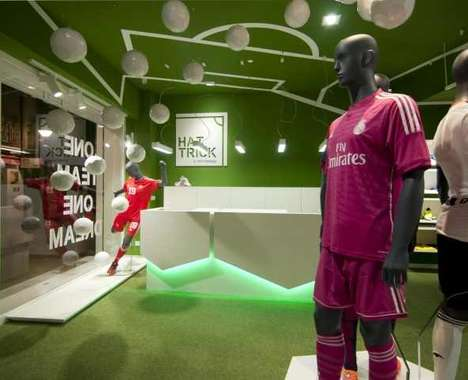 Experiential Football Boutiques
