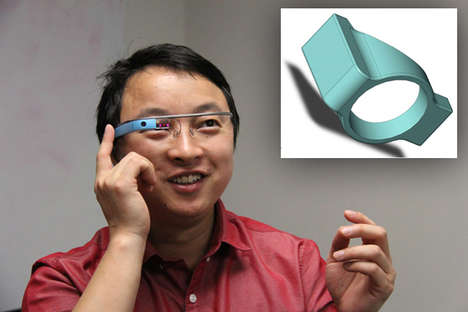 Distance-Enhancing Smart Lenses - New Google Glass Lenses Could Enhance the Field of View for Users