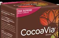 CocoaVia's Cran-Raspberry Mix Encourages Healthy Blood Flow