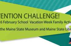 Geeky Family Activities - The Maine State Library's Inventor's Challenge Program Promotes DIY Play