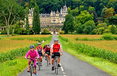 Family Bike Tours - This Company Offers Exciting Vacation Packages for Active Families