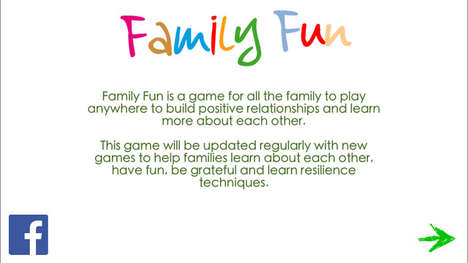 Heartwarming Family Apps - The Family Fun App Encourages Family Bonding and Togetherness