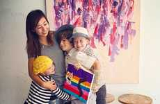 Family-Friendly Painting Workshops - This Company Offers Painting Workshops for the Whole Family
