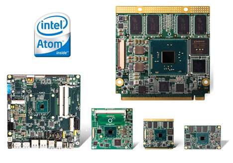 Affordable IOT Processors - The New Intel Atom x5-E8000 Quad-Core Processors Offer Low-Cost Power