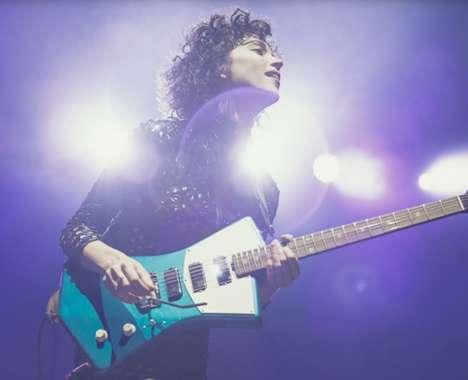 Female-Friendly Guitars