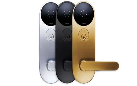 Connected Rental Door Locks - The 'Latch' Door Lock System Enables Access to Different Users