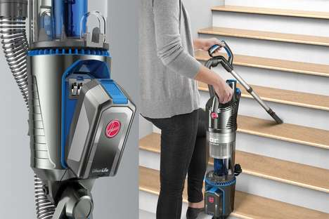 Multi-Use Cordless Vacuums - The Hoover Air 3.0 Cordless Upright Vacuum is for Home and Car Cleaning