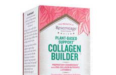 Plant-Based Collagen Supplements - Reserveage Nutrition's Collagen Builder is Vegan-Friendly
