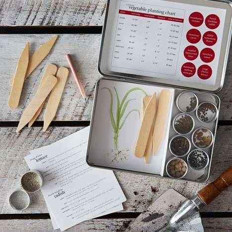 Veggie Garden Starter Kits - This Veggie Garden Maker Kit Will Kickstart Your Backyard Garden