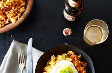 Artisan Vegan Kimchi Spreads - The Vegan Kimchi Paste from Mama O's is Ideal for Adventurous Vegans