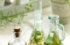 DIY Herbal Vinegars