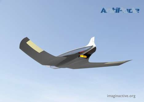 Ultra Fast Jet Planes - This Private Jet Concept Goes From New York to London in 11 Minutes