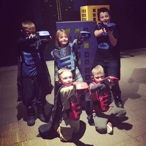 Family-Friendly Laser Tag Activities - Laser City Specializes in Kid-Friendly Competitive Gaming