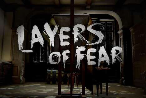 Scary Psychedelic Video Games - The 'Layers of Fear' Horror Game Takes Players on a Creepy Journey