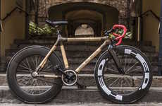 Sustainable Bamboo Bikes
