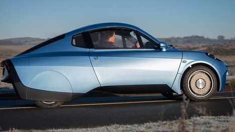 Hydrogen-Powered Cars - This Innovative Vehicle Offers Fuel Economy and Lightweight Structure