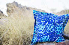 Aboriginal-Crafted Textiles - This Company Produces Pieces Designed by Aboriginal Australian Artists