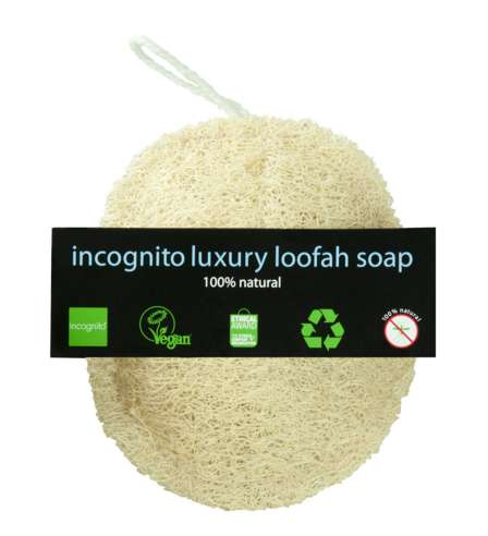 Bug-Deterring Loofahs - This Incognito Shower Product Offers Protection from Insects