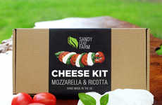 DIY Cheese Making Kits