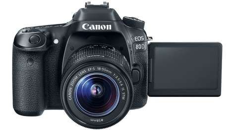Budding Videographer Cameras - This Canon Camera Features a Wide ISO Range For Better Captures
