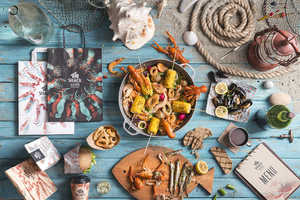 The Shack is a Rustic Wild Seafood Eatery in Yerevan