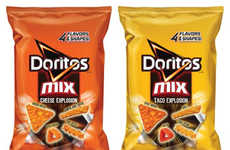 Multi-Flavor Chip Mixes