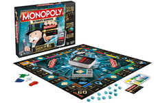 Bankruptcy Board Games - Monopoly Ultimate Banking Challenges Players to Make Others Go Broke