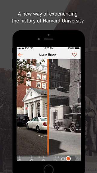 Historic University Tour Apps - Harvard University's Mobile Tour App Offers Historical Information