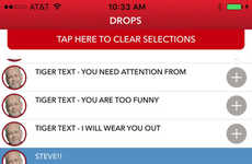 Hilarious Radio Clip Apps - The Ticket Drops App Lets You Whip Out Audio Clips From 'The Talk' Radio