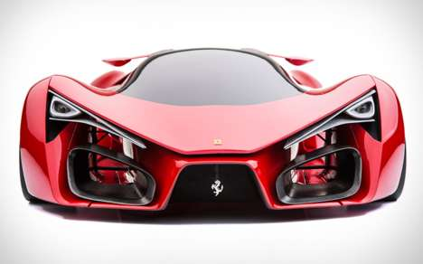 74 Innovative Luxury Vehicles - From Luxury Ocean Racecars to Luxury Race Car Concepts